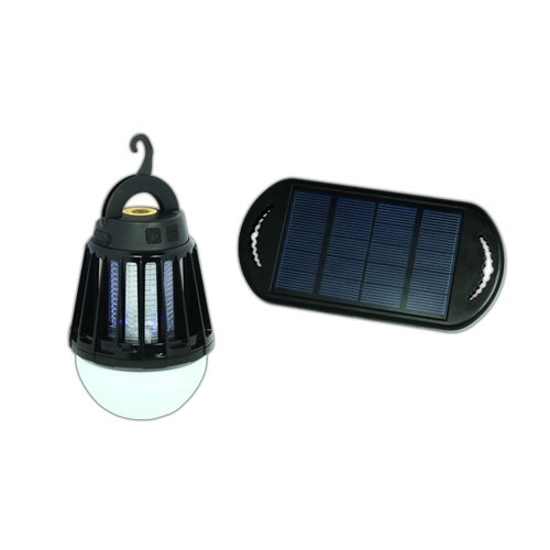 PowerPlus Mosquito - USB Solar LED Lantern Mosquito Repeller