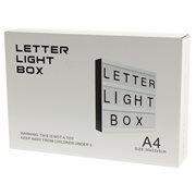 United Entertainment - Cinema Led Lichtbox - Kleur veranderend - A4