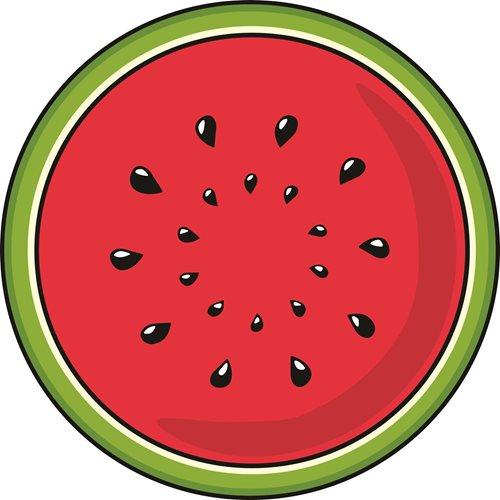 Giggle Beaver Wassermelone - Badetuch