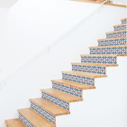Walplus Marrakech - Wall Sticker/Stair Sticker - 15x15 cm - 24 pieces