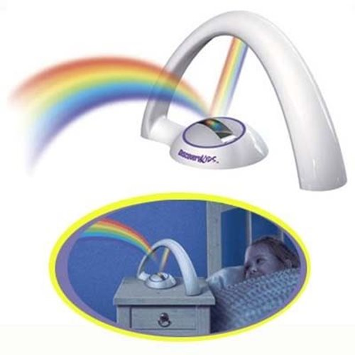 United Entertainment Rainbow in my Room - Regenbogen Lampe