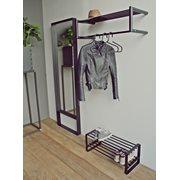 Spinder Design Rex Shoe rack - Black structure