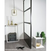 Spinder Design Box Side Table/Wood Storage - White