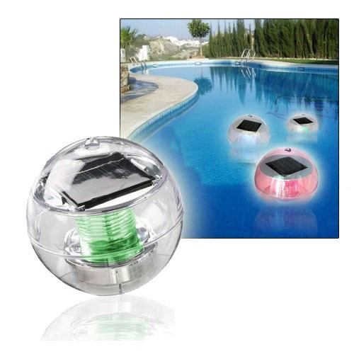 United Entertainment Schwimmender Solar Ball - 2er Set