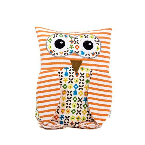 Walplus Owl - Door Stopper - Kids Room - 24x18x11 cm