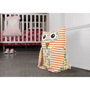 Walplus Eule - Türstopper - Kinderzimmer - 24x18x11 cm