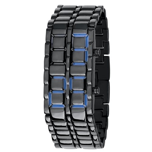 United Entertainment Iron Samurai Horloge - Blauw