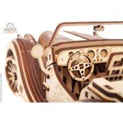 Ugears Wooden Model Kit - Roadster VM-01