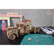 Ugears Houten Modelbouw - Heavy Boy Truck VM-03