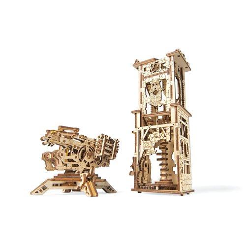 Ugears Holzbausatz - Archballista Turm