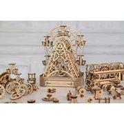 Wooden City Reuzenrad - Houten Modelbouw