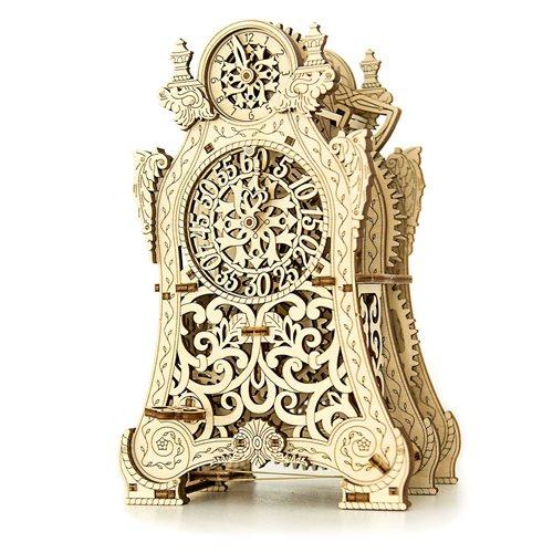 Wooden City Magische Klok - Houten Modelbouw