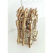 Wooden City Magic Clock - Wooden Model Kit