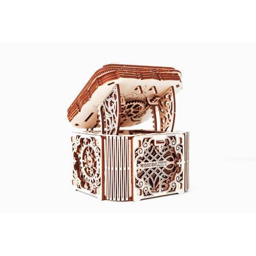 Wooden City Mystery Box - Holzbausatz