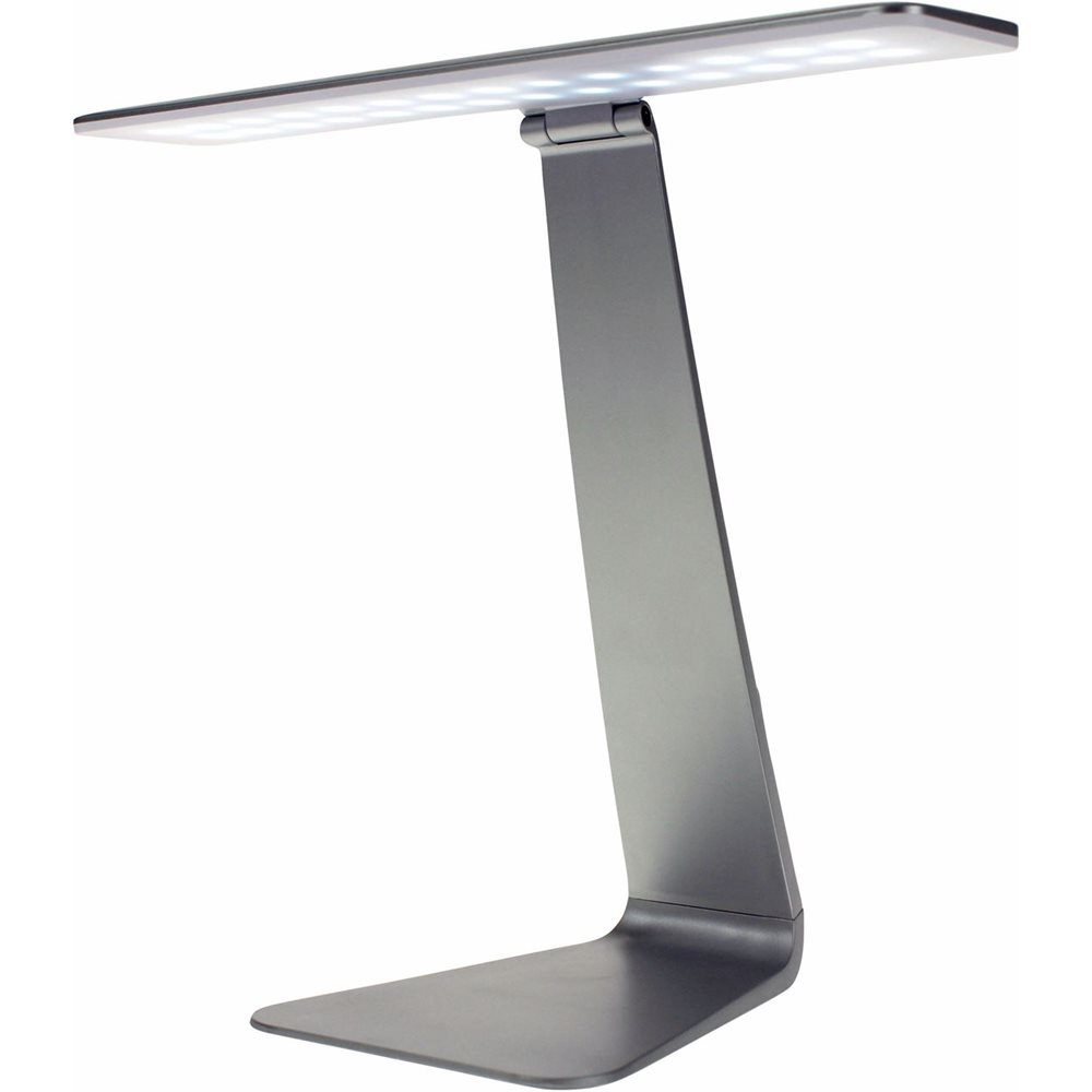 United Entertainment LED Bureaulamp met Touch Control - Zilver