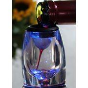United Entertainment Magischer Wein Dekanter mit LED Beleuchtung