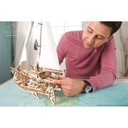 Ugears Wooden Model Kit - Trimaran Merihobus