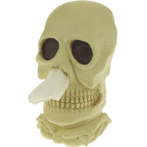 Rotary Hero Skull Tissue box Holder - Glow in the Dark