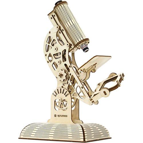 Mr. PlayWood Mikroskop - Holzbausatz