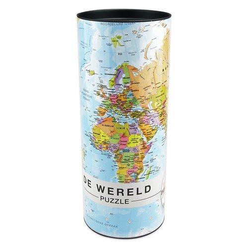 Die Welt Puzzle (NL)