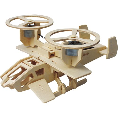 Robotime Samson P350 Solar - Wooden Model Kit