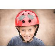 Mini Hornit Lids Bike Helmet for Kids - The Aviator (S)