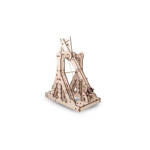 Eco-Wood-Art Trebuchet - Wooden Model Kit