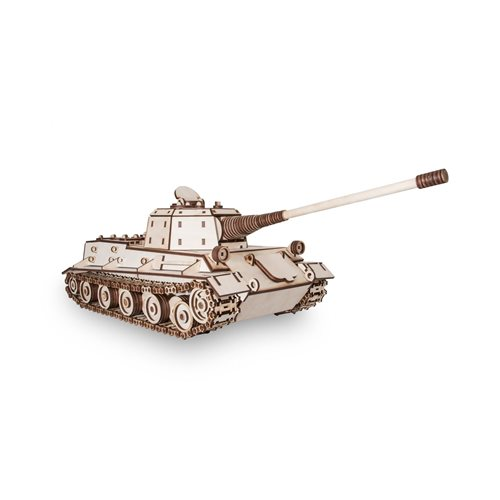 Eco-Wood-Art Panzer LOWE - Holzbausatz