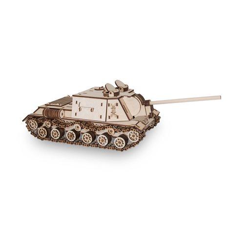 Eco-Wood-Art Tank ISPY 152 - Houten Modelbouw