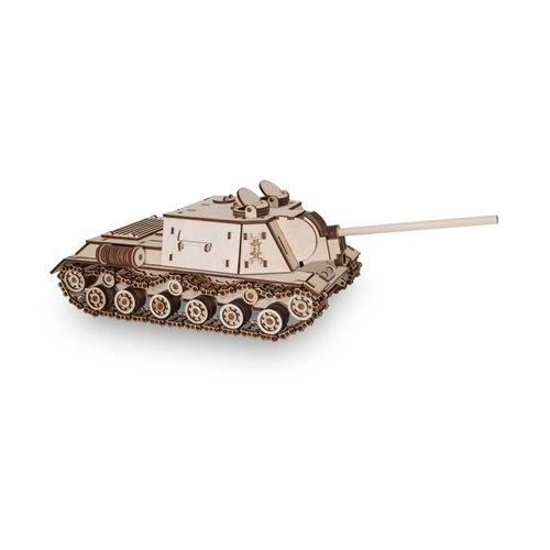 Eco-Wood-Art Tank ISPY 152 - Wooden Model Kit