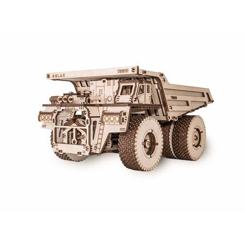 Eco-Wood-Art Belaz 75600 Truck - Wooden Model Kit
