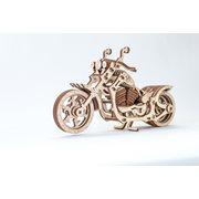 Eco-Wood-Art Cruiser - Houten Modelbouw