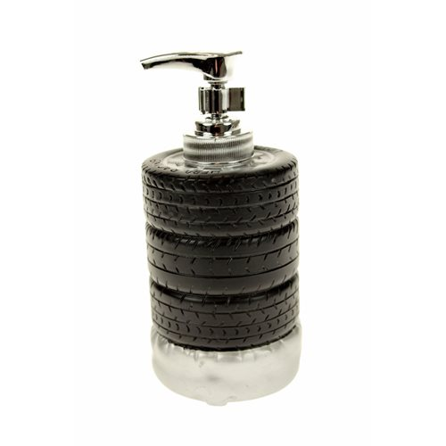 Rotary Hero Tires - Soap Dispenser with Sound