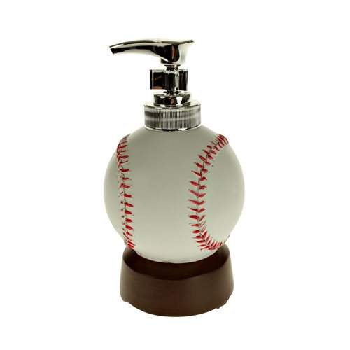 Rotary Hero Baseball - Soap Dispenser with Sound