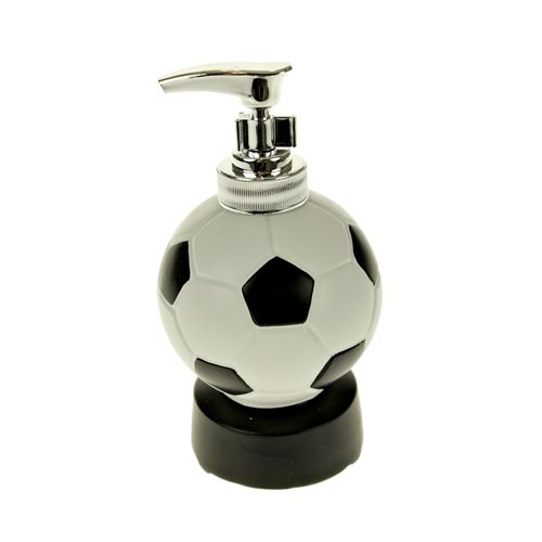 Rotary Hero Soccer Ball - Soap Dispenser with Sound