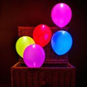 LED Ballonnen Mixed 15 pak