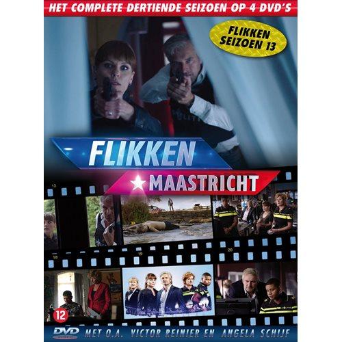 Flikken Maastricht Seizoen 13 - DVD