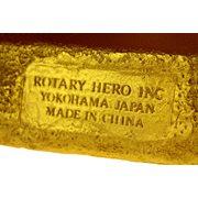 Rotary Hero Moai Tissue box Holder - Gold - Special Edition