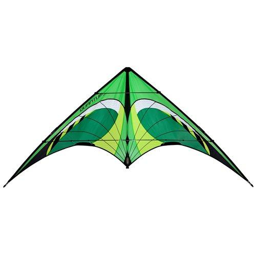 Prism Quantum Citrus - Stunt kite - Green