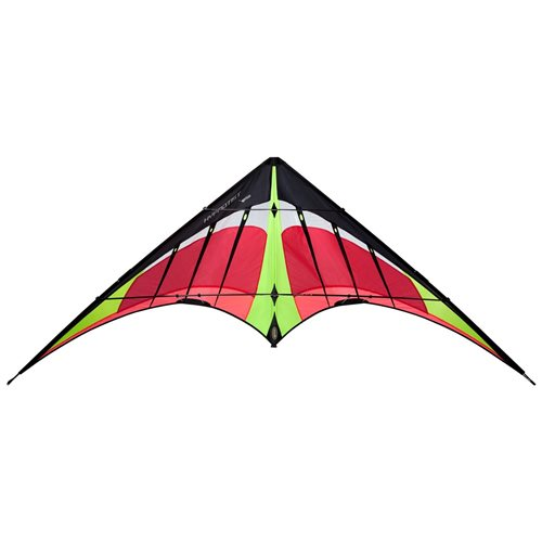 Prism Hypnotist Fire - Stunt kite - Yellow