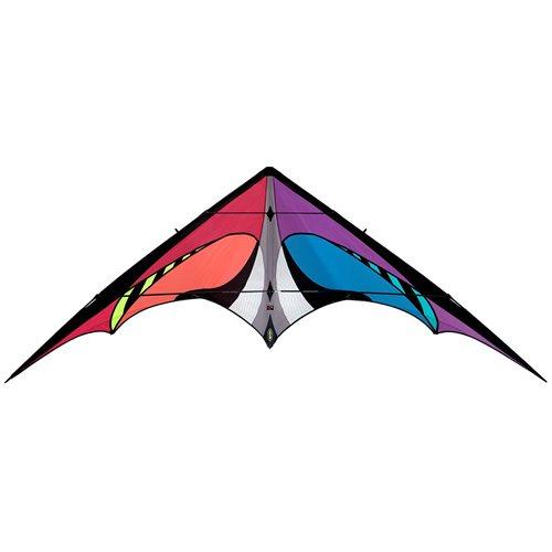 Prism E3 Spectrum - Stunt kite - with DVD - Multicolour