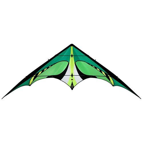 Prism E3 Citrus - Lenkdrachen - mit DVD - Grün