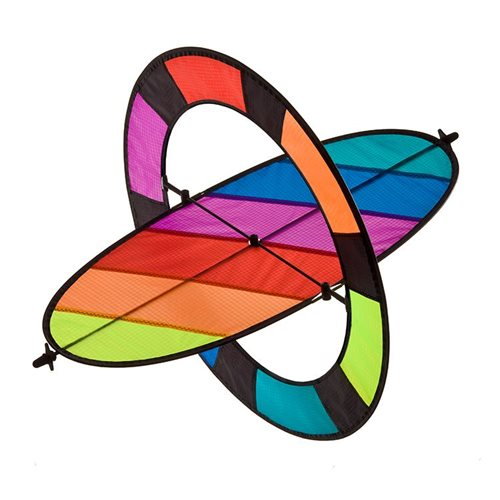 Prism Flip Spectrum - Single Line Kite - Multicolour