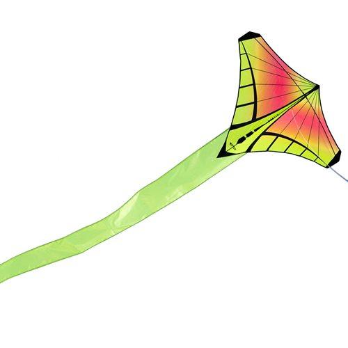 Prism Mantis Sunrise - Single Line Kite - Yellow/Red