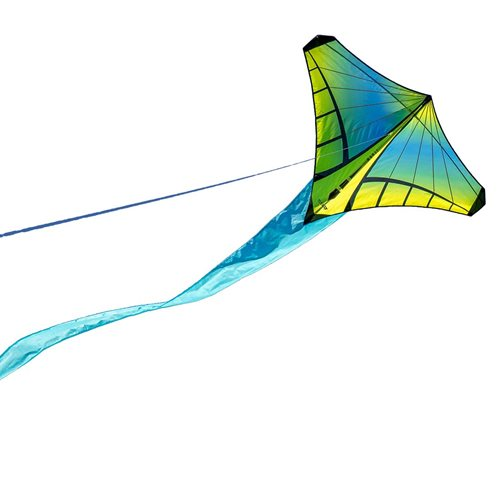 Prism Mantis Mojito - Single Line Kite - Blue/Green
