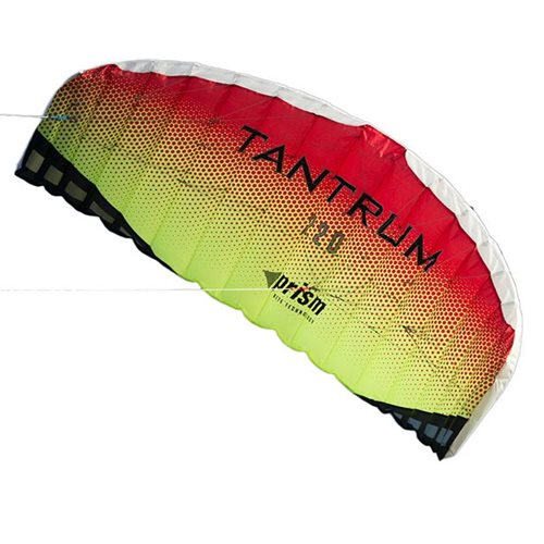 Prism Tantrum 220 Lava - Vlieger - Powerkite - Geel