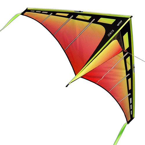 Prism Zenith 5 Infrared - Single Line Kite - Red
