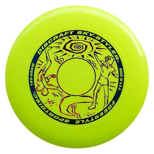 Discraft Sky Styler - Frisbee - Gelb - 160 Gramm
