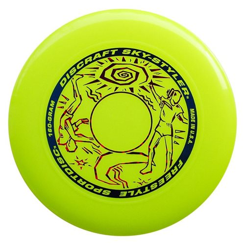 Discraft Sky Styler - Frisbee - Yellow - 160 grams