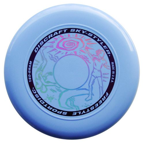 Discraft Sky Styler - Frisbee - Light Blue - 160 grams